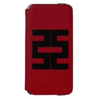 Buddhism: Double Ax Incipio Watson™ iPhone 6 Wallet Case