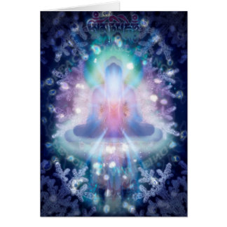 Buddhist Christmas Card