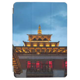 Buddhist Dzong Roof iPad Air Cover