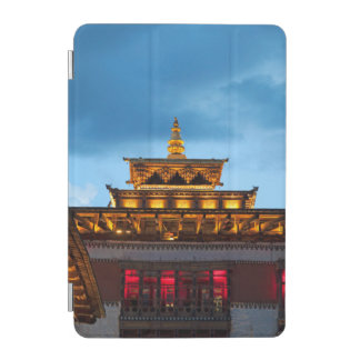 Buddhist Dzong Roof iPad Mini Cover