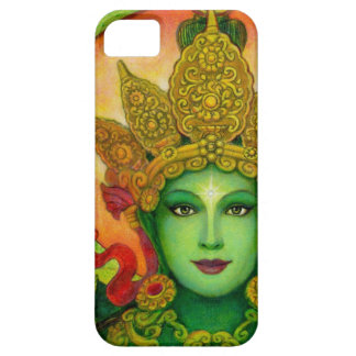 Buddhist Goddess Green Tara iPhone 5 Case