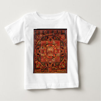Buddhist Mandala of Compassion Baby T-Shirt