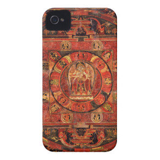 Buddhist Mandala of Compassion Case-Mate iPhone 4 Case