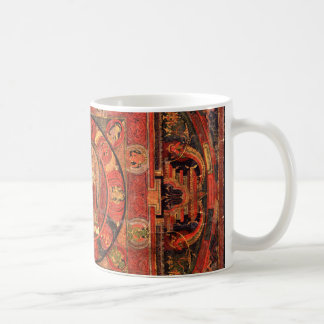 Buddhist Mandala of Compassion Coffee Mug