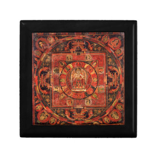 Buddhist Mandala of Compassion Gift Box