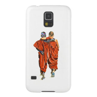 Buddhist monks galaxy s5 cover