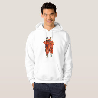 Buddhist monks hoodie