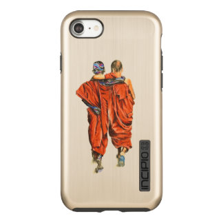 Buddhist monks incipio DualPro shine iPhone 8/7 case
