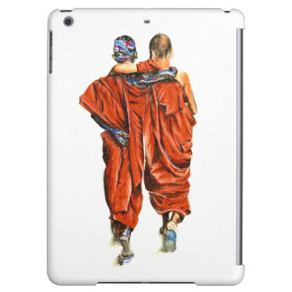 Buddhist monks iPad air cover