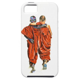 Buddhist monks iPhone 5 cover