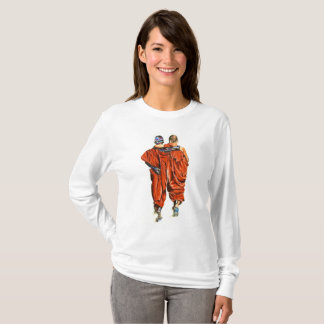 Buddhist monks T-Shirt