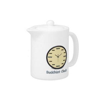 Buddhist Now Clock
