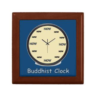 Buddhist Now Clock Gift Box