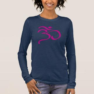 Buddhist Om Women's Long Sleeve T-Shirt