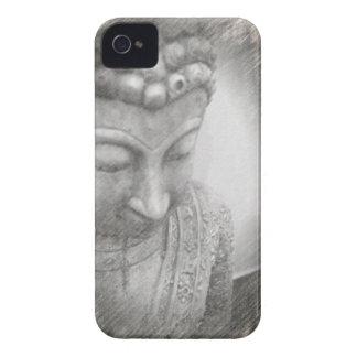 Buddhist Sketch iPhone 4 Case