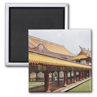 Buddhist temple grounds magnet