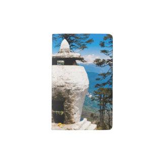 Buddhist Worship Site Pocket Moleskine Notebook