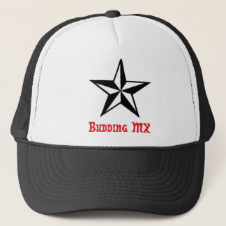 Budding MX Star Hat - Trucker
