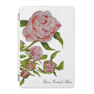 Budding Peonies on iPad mini Smart Cover iPad Mini Cover