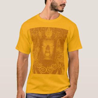 Buddist Statue in Tibet T-Shirt