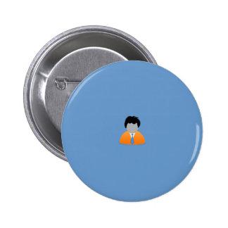 Buddy 2 Inch Round Button