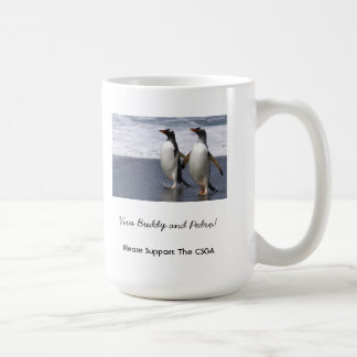 Buddy and Pedro Coffee Mug