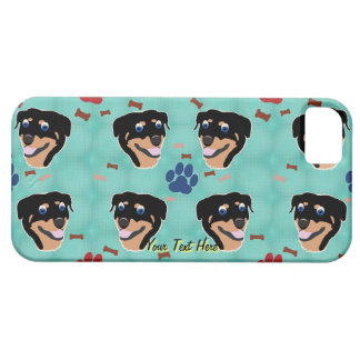 Buddy Blue Eyes iPhone 5 Case