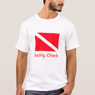 Buddy Check, I'm with Moby Dick T-Shirt