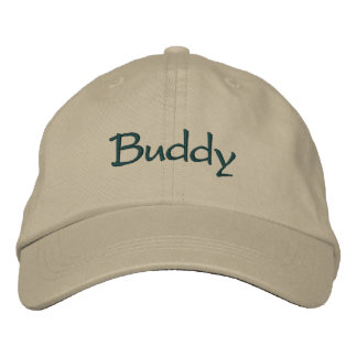 Buddy Baseball Cap