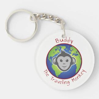 Buddy Logo Keychain