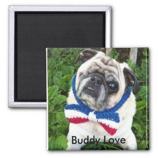 Buddy Love Love's Magnet