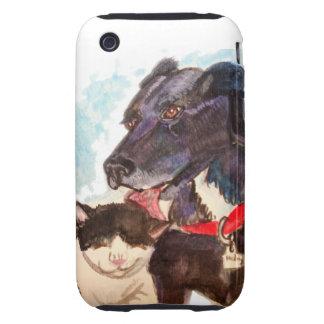 Buddy Oreo iPhone 3 case