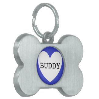 ❤️ BUDDY pet tag by DAL
