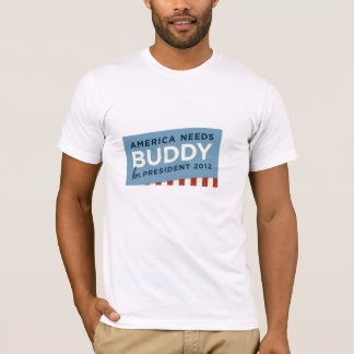 Buddy Roemer for President T-Shirt