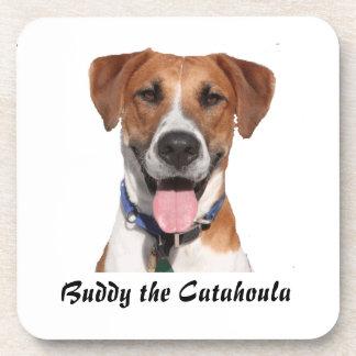 Buddy the Catahoula sturdy coasters (set of 6)