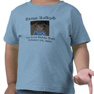 Buddy Walk Pic, Team ZakyG, Bay Area Buddy Walk... T-shirt