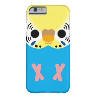 Budgerigar (Normal Yellowface1 Skyblue Female) Barely There iPhone 6 Case