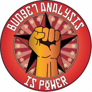 Budget Analysis Is Power Cut Out