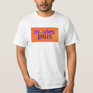 Budget T-shirt with new MP logo