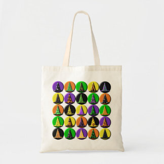Budget Tote - Halloween - Witch's Hat Collection