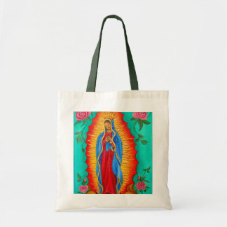 Budget Tote/ Our Lady of Guadalupe