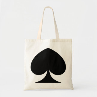 Budget Tote Spades