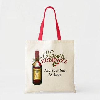 Budget Wine Tote - SRF
