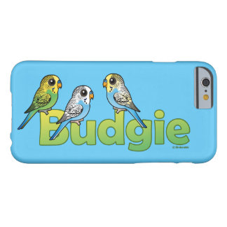 BUDGIE BARELY THERE iPhone 6 CASE