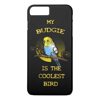 Budgie is the Coolest Bird iPhone 8 Plus/7 Plus Case