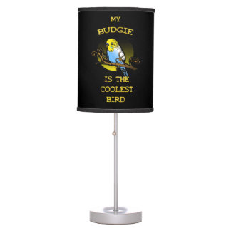 Budgie is the Coolest Bird Table Lamp