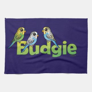BUDGIE KITCHEN TOWELS