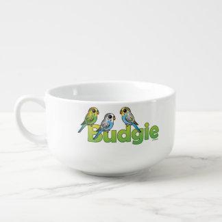 BUDGIE SOUP MUG