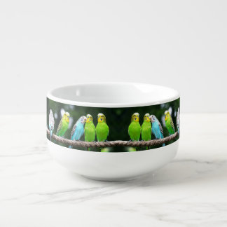 Budgies Soup Mug