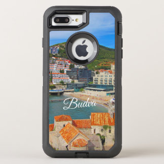 Budva Montenegro OtterBox Defender iPhone 8 Plus/7 Plus Case